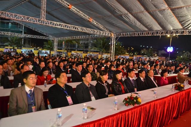 Lễ khai mạc hội chợ OCOP tỉnh Quảng Ninh năm 2017 và hội hoa xuân