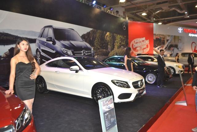Nhiều tập đoàn kinh tế lớn, khu công nghiệp và các hãng ô tô hạng sang lần đầu tiên tham gia hội chợ
