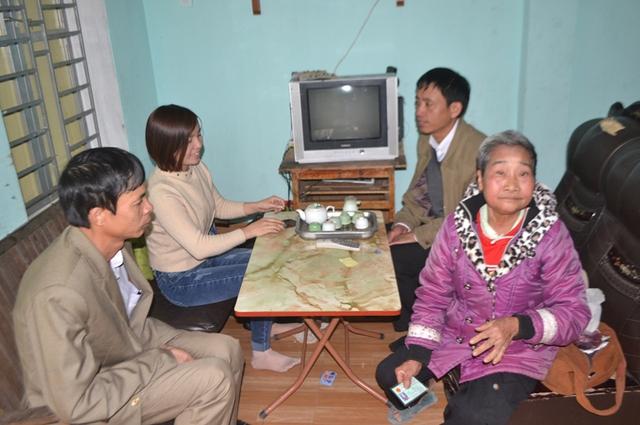 Gia đình bà Xuân được hỗ trợ xây dựng nhà ở từ Ngân hàng VietinBank chi nhánh Hải Dương. Ảnh: Đ.Tuỳ
