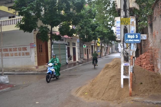 Khu phố Lê Hồng Phong (phường Nguyễn Trãi), nơi gia đình nữ sinh V sinh sống. Ảnh: Đ.Tuỳ