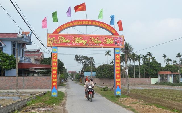 Từ sau khi bà L mất, nhiều tin đồn thổi ở thôn Đại Đồng (xã Đồng Gia) không đúng sự việc. Ảnh: Đ.Tuỳ