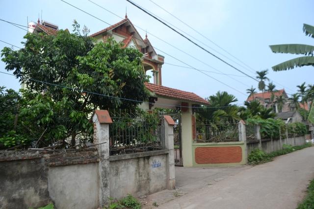 Ngôi nhà quê nội bé Nhật Linh đã yên bình sau những ngày tang thương. Ảnh: Đ.Tuỳ