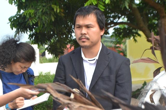 '' Anh Hào cùng gia đình chưa thể an lòng khi chưa có kết luận nghi phạm đó có phải là hung thủ sát hại con gái hay không. Ảnh: Đ.Tuỳ ''