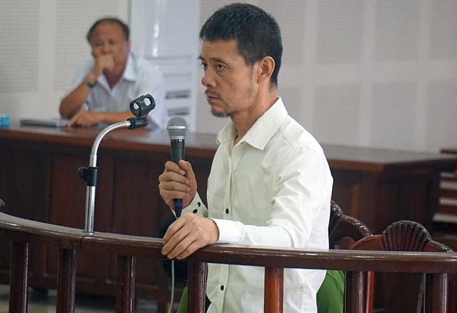 Bị cáo Wang Qing Jian tại phiên xét xử.