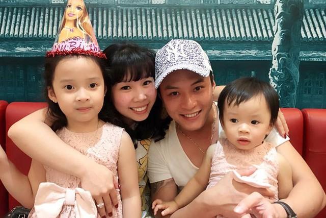 Gia đình hạnh phúc viên mãn của Hồng Đăng