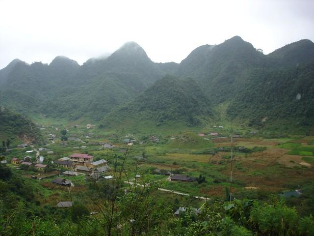 Một góc xã Hang Kia (Mai Châu, Hòa Bình) - Nơi đang nhức nhối về nạn tảo hôn.