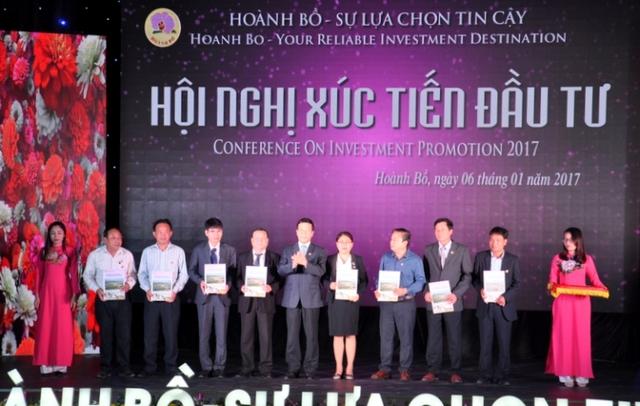 Nhiều dự án sẽ được thực hiện tại huyện Hoành Bồ. Ảnh: Đ.Tuỳ