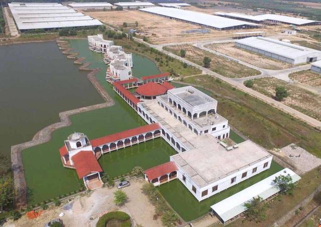 Toàn cảnh trang trại Tây Ninh với diện tích gần 700ha