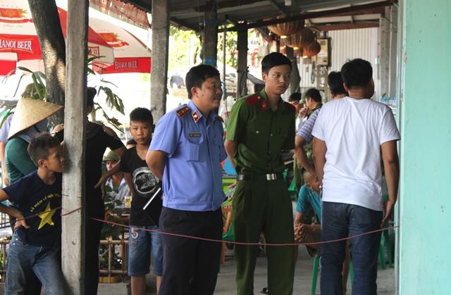 Nhận được tin báo, cơ quan chức năng của huyện Kim Thành có mặt tại hiện trường xác minh vụ việc