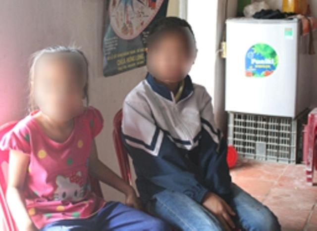 Đối tượng D.V.H- bảo vệ trường tiểu học Đồng Hóa đã khai nhận hành vi dâm ô với trẻ em tại trường học.