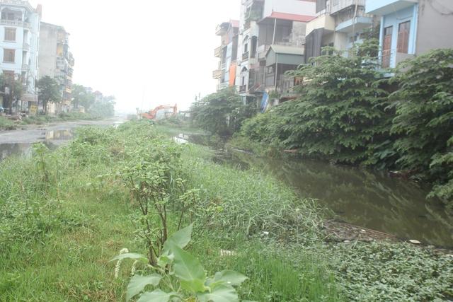 Đường Hoàng Quốc Việt kéo dài (cắt từ đường Phạm Văn Đồng đến ga Phú Diễn, sau đó chạy dọc lên các trục đường chính của huyện Đan Phượng) dài 10 km, rộng 50 m, gồm 6 làn xe, hai bên đường là vỉa hè rộng 7,25 m. Dự án đường nối trung tâm với phía tây Hà Nội.