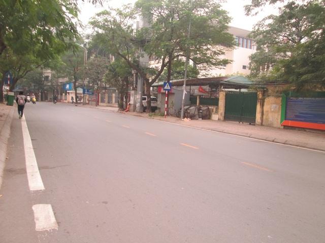 Giao thông Hà Nội tại các tuyến đường Kim Mã, Giảng Võ thông thóang.