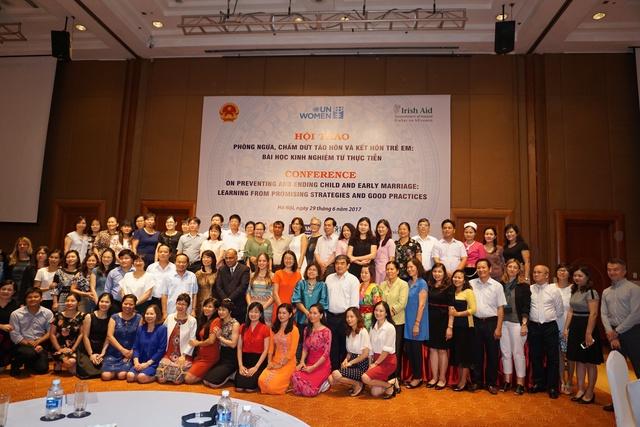 Hội thảo có sự tham dự của hơn 100 chuyên gia đến từ các tổ chức quốc tế, cơ quan Nhà nước ở Trung ương và địa phương. Ảnh: N.Mai