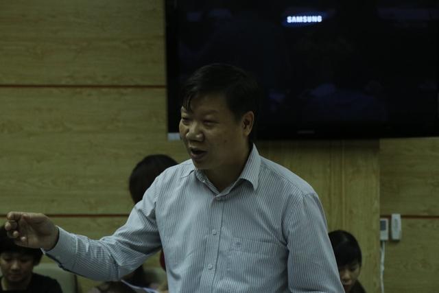 TS Trần Như Dương