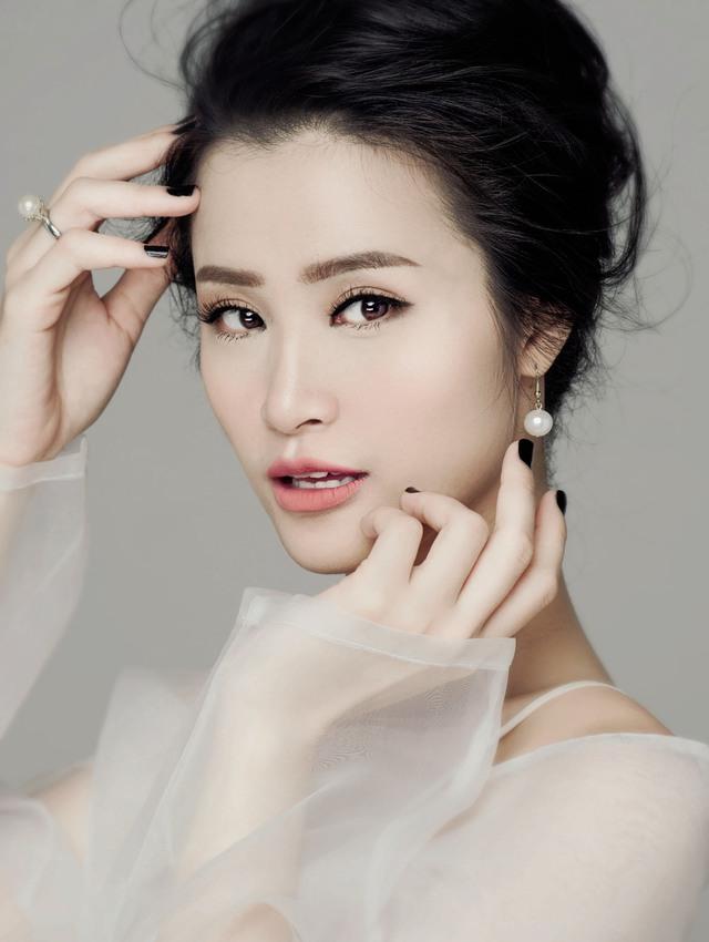 Đông Nhi hấp dẫn fan hâm mộ với ngoại hình xinh đẹp. Ảnh: T.L