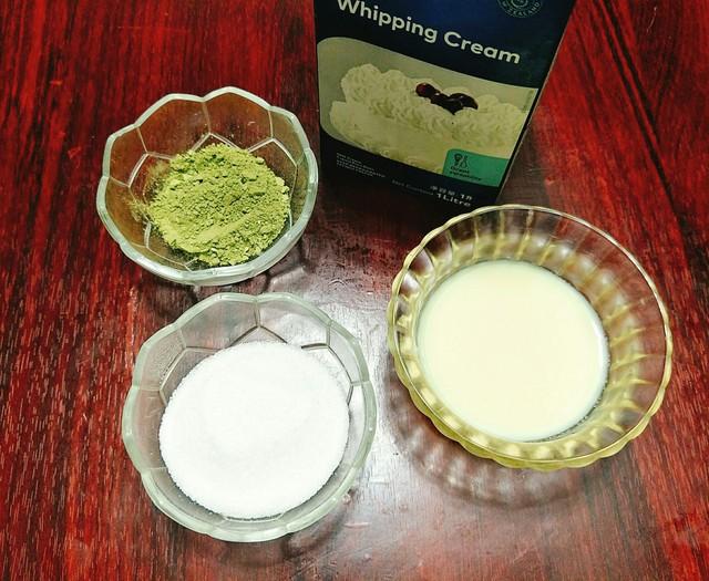 Nếu biết làm kem trà xanh đơn giản thế này thì mình đã làm lâu rồi