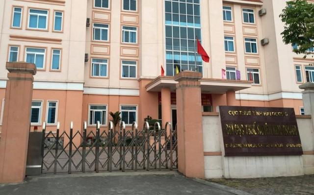 Nhiều người thân Bí thư, Phó Bí thư Huyện ủy Kim Thành đang công tác tại Chi cục thuế huyện. Ảnh: Đ.Tuỳ