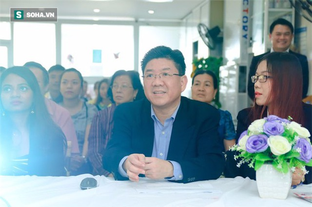 Bác sĩ Lam Kai Seng đến từ Malaysia