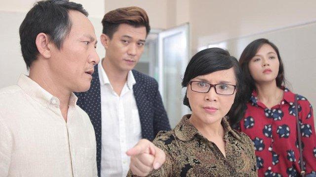 NSND Lan Hương vào vai bà mẹ chồng ghê gớm trong Ngược chiều nước mắt, lên sóng VTV từ 15/9.