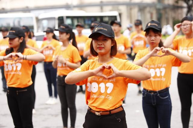 Giới trẻ là nguồn lực quan trọng trong công tác dân số. ảnh: chí cường