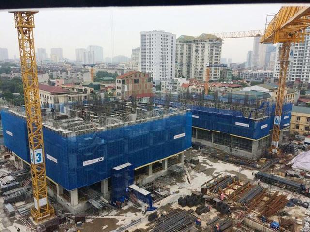 Các dự án gần tuyến đường sắt cao tốc Cát Linh – Hà Đông như TNR GoldSeason (47 Nguyễn Tuân, Q.Thanh Xuân, HN) sẽ được tăng giá trị rất lớn từ chủ trương phát triển phương tiện công cộng của TP.Hà Nội.