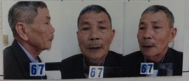 Bị can Nguyễn Danh Vĩnh. Ảnh công an cung cấp