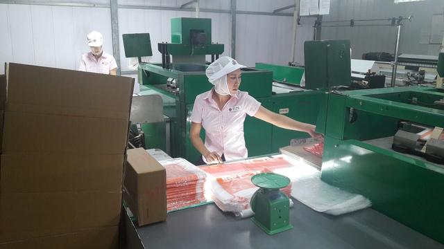 Cả ngàn công nhân gắn bó với công ty này hàng chục năm và chưa ghi nhận trường hợp nào ảnh hưởng sức khoẻ bởi hoạt động sản xuất.