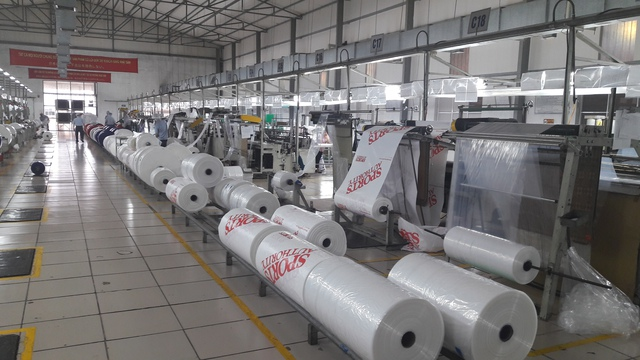 Nhà máy được đầu tư theo công nghệ Nhật hiện đại nên không thể phát thải ra khí và nước ôi nhiễm.