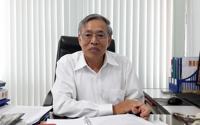 Ông Nguyễn Mạnh Hùng - Phó Chủ tịch kiêm Tổng thư ký Hội Tiêu chuẩn và Bảo vệ người tiêu dùng Việt Nam. (ảnh: NV)