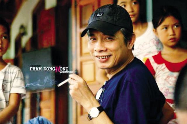 Đạo diễn Phạm Đông Hồng. Ảnh: TL