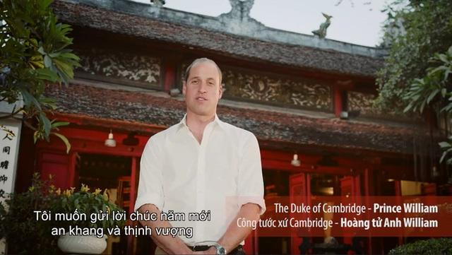 Hoàng tử đã chọn những chi tiết nhỏ như nhạc nền, ảnh nền rất phù hợp với văn hóa Việt Nam.