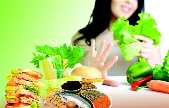 Hãy ăn thực phẩm ít mỡ.