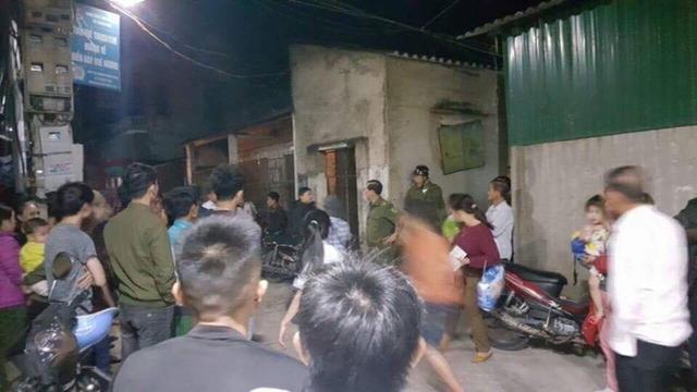 Sự việc đã gây xôn xao tại thôn Hoa Thành.