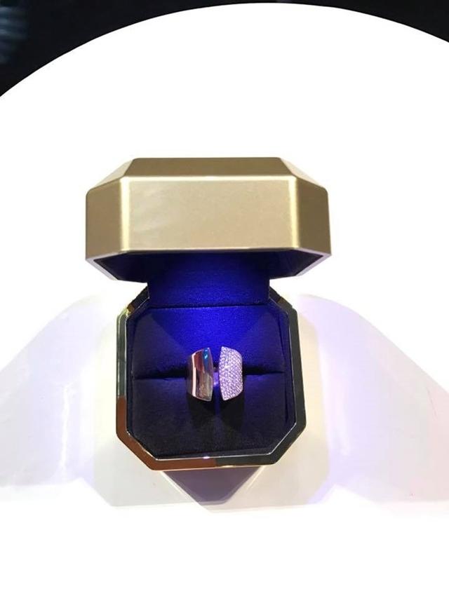 Đàm Vĩnh Hưng khoe nhẫn kim cương được Dương Triệu Vũ tặng