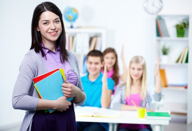 Giáo viên là một nghề được đánh giá là có nhiều áp lực. Ảnh: FreePik