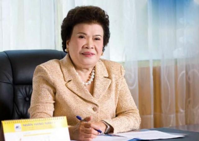 Nữ doanh nhân Tư Hường, tức Trần Thị Hường .
