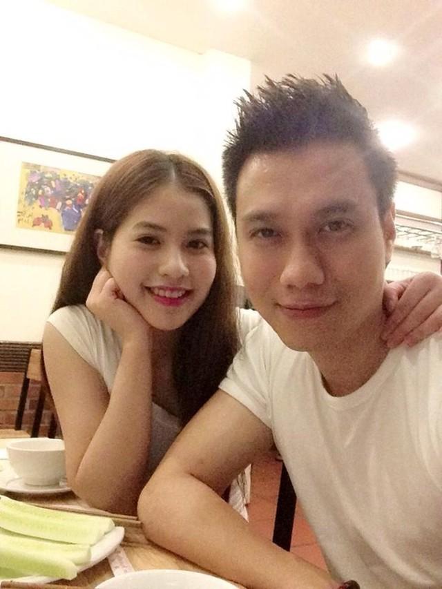 Diễn viên Việt Anh và bà xã kém 9 tuổi.