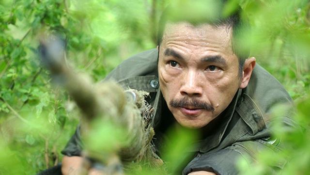 Trung Anh đóng vai Lương Bổng trong Người phán xử.