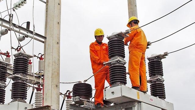 Ngành điện dừng các kế hoạch sửa chữa điện ngày nắng nóng (ảnh: Theo Tổng công ty điện lực Miền Bắc)