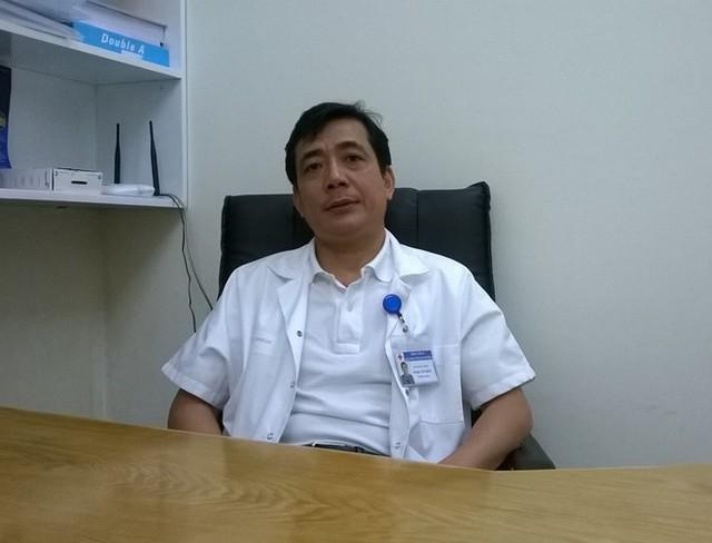 TS Phạm Văn Bình chia sẻ về ung thư đại trực tràng.