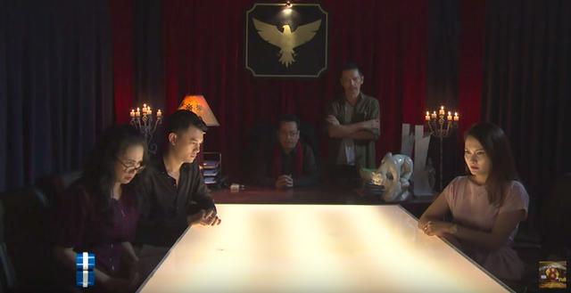 Người phán xử Phan Quân có cuộc gặp gỡ định mệnh với bộ ba Thanh - Phương - Vân