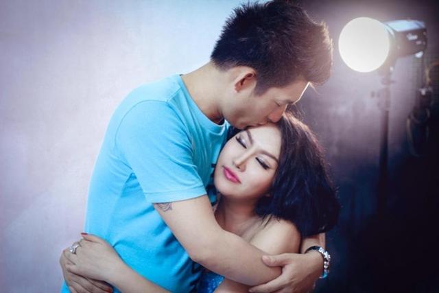 Bảo Duy và Phi Thanh Vân khi còn yêu nhau