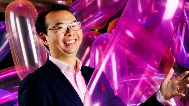 Goh Miah Kiat, giám đốc điều hành của Karex, công ty sản xuất bao cao su lớn nhất thế giới của Malaysia. Ảnh: Forbes.