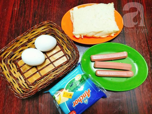 Trứng cuộn mà làm thế này thì vừa dễ lại vừa ngon
