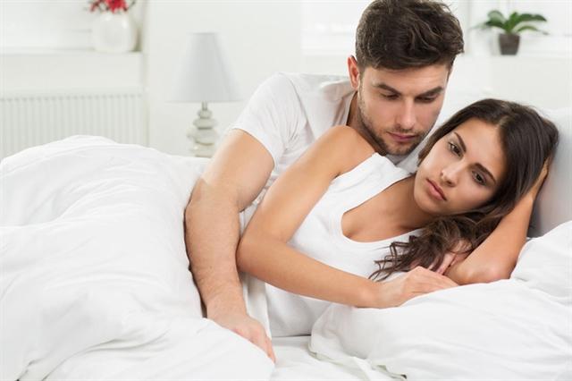 Thiếu sex khiến cơ thể bạn rơi vào tình trạng mệt mỏi. Ảnh: Internet