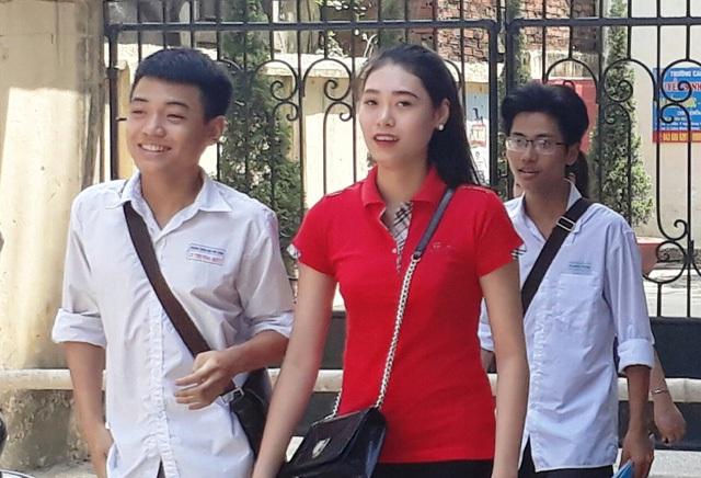 Đến thời điểm này, tỉnh Thanh Hóa có 4 thí sinh đạt điểm tuyệt đối 3 môn thi xét tuyển đại học