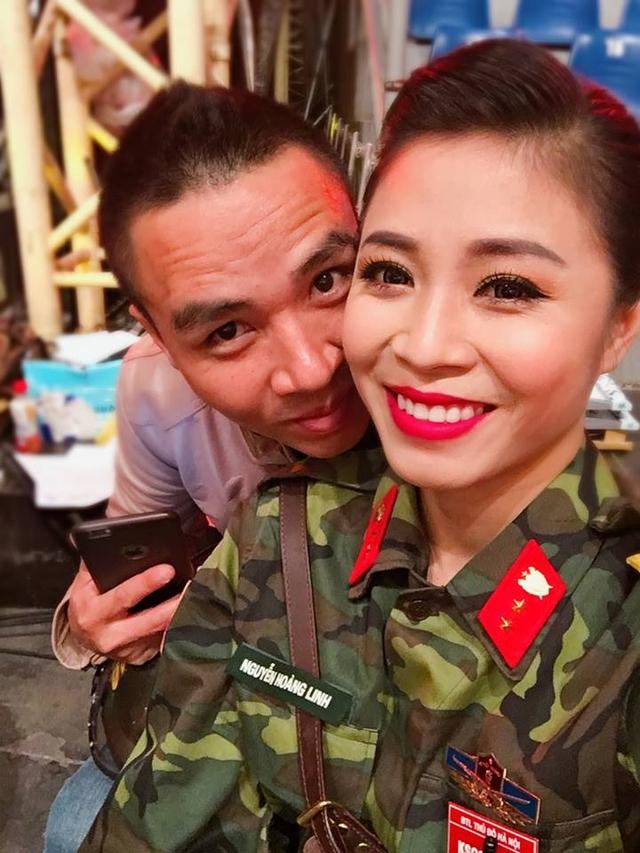 MC 'Chúng tôi là chiến sĩ' khoe ảnh hiếm 7 năm trước bên bạn trai mới