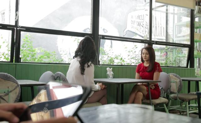 Bà Phương và Minh Vân có cuộc hội ngộ bất ngờ trong clip ngắn Chưa bao giờ mẹ chồng kể.