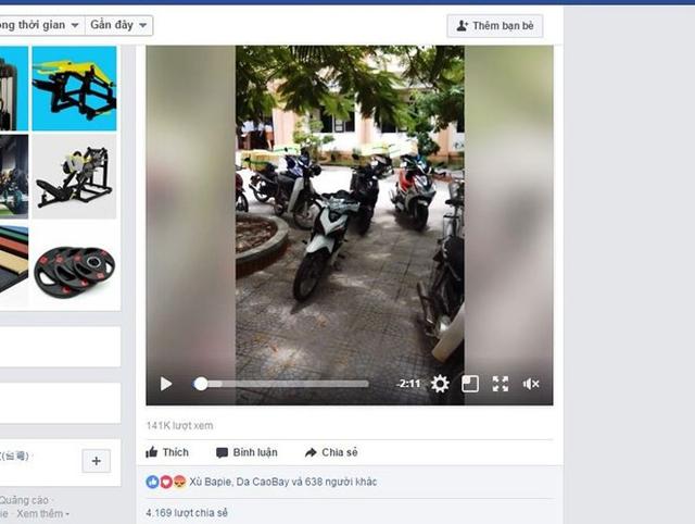 Thông tin và clip bắt 6 nghi phạm bắt cóc trẻ em ở Huế bịa đặt trên tài khoản Facebook Máy thể hình đến tối 14/7 đã có hàng ngàn lượt chia sẻ, hàng trăm bình luận quá khích