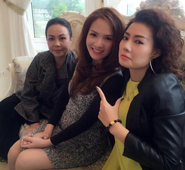 Ba người phụ nữ quyền lưc của Tập đoàn Phan Thị.